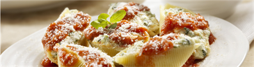 Elvin's Secret Holiday Stuffed Shells