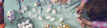 Fun Easter At-Home Crafts